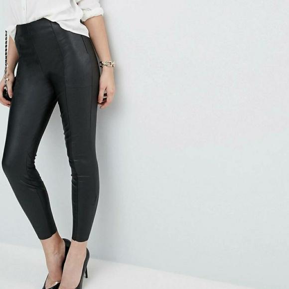 6fe807e0e83631 ASOS Pants | Leather | Poshmark